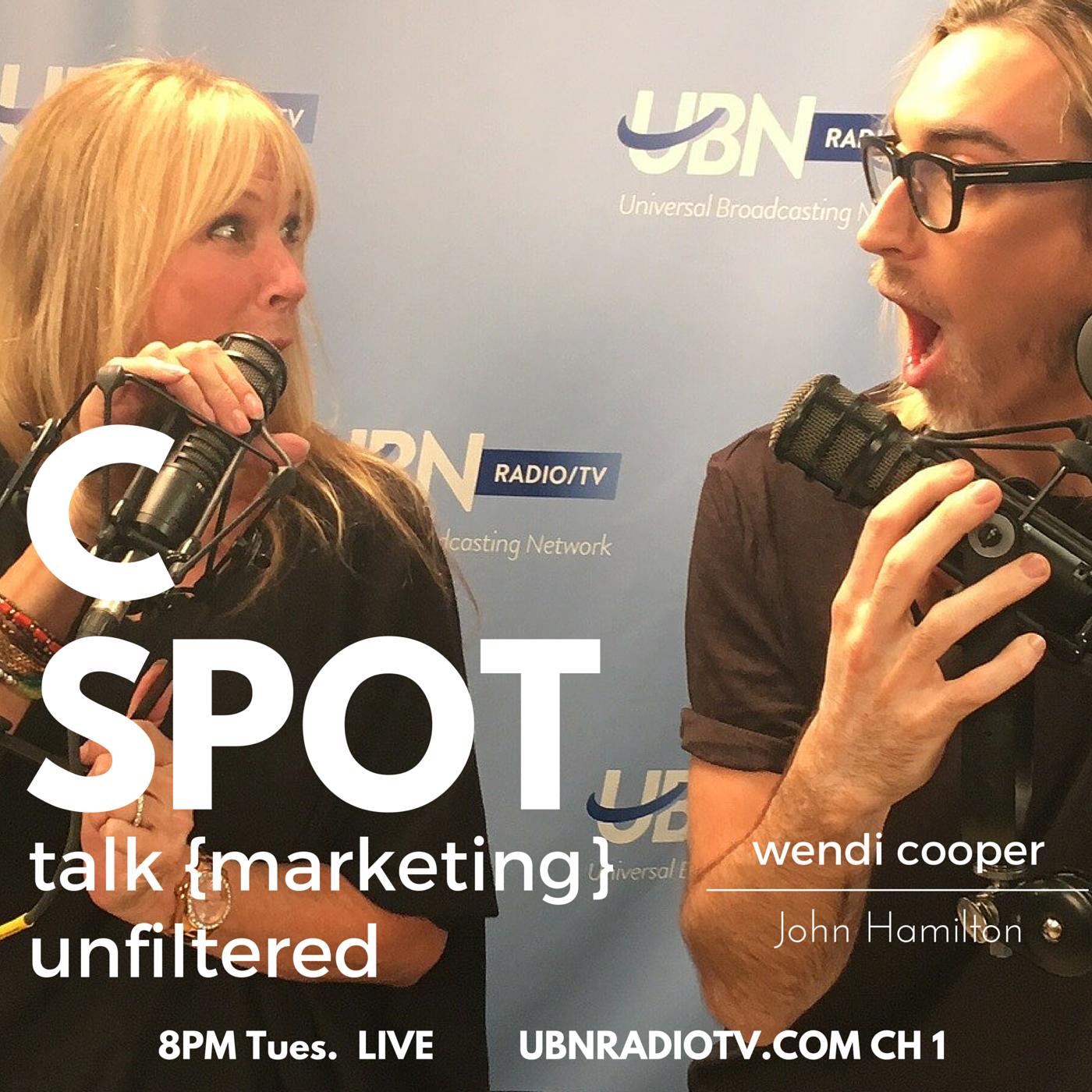 <![CDATA[C Spot Talk [Marketing] Unfiltered]]>