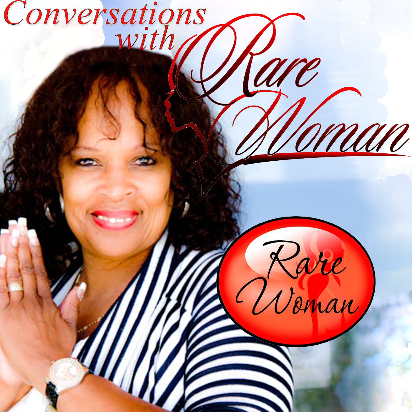 <![CDATA[CONVERSATIONS with RARE WOMAN]]>