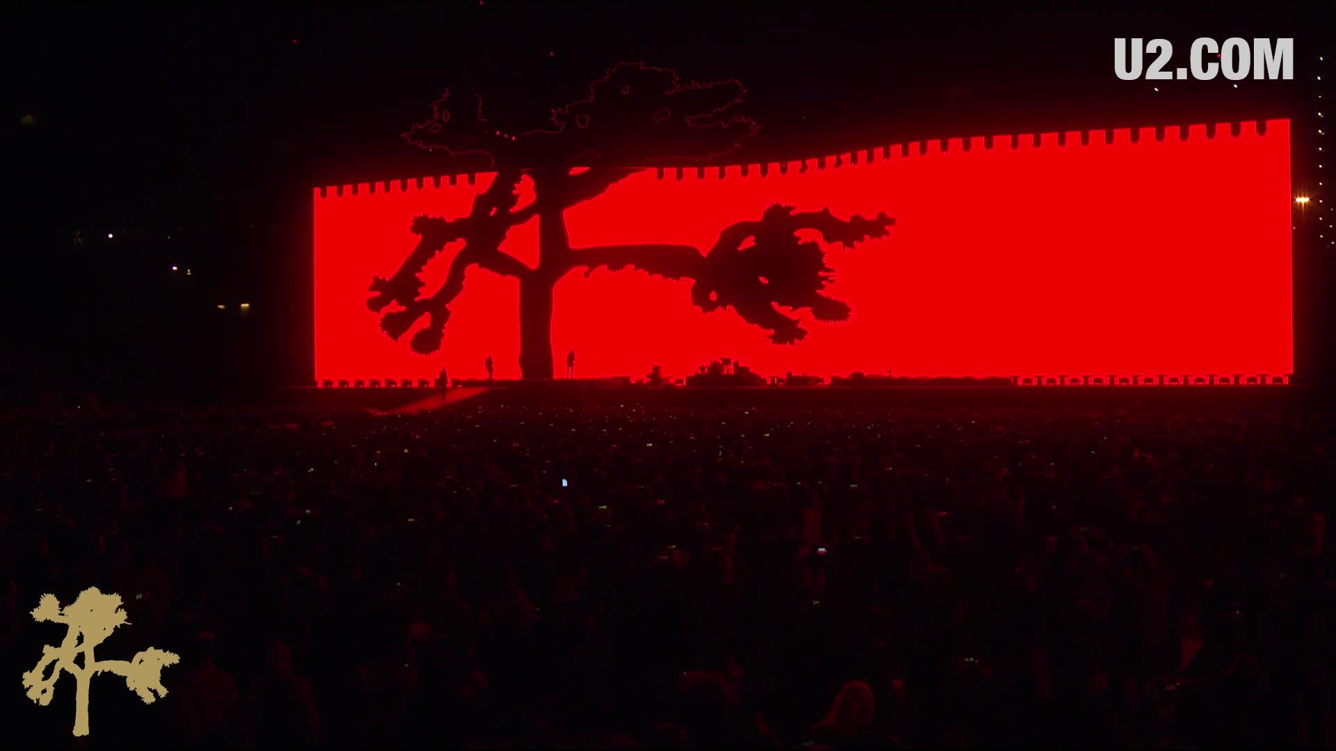 u2 tours the joshua tree tour 2017. Black Bedroom Furniture Sets. Home Design Ideas