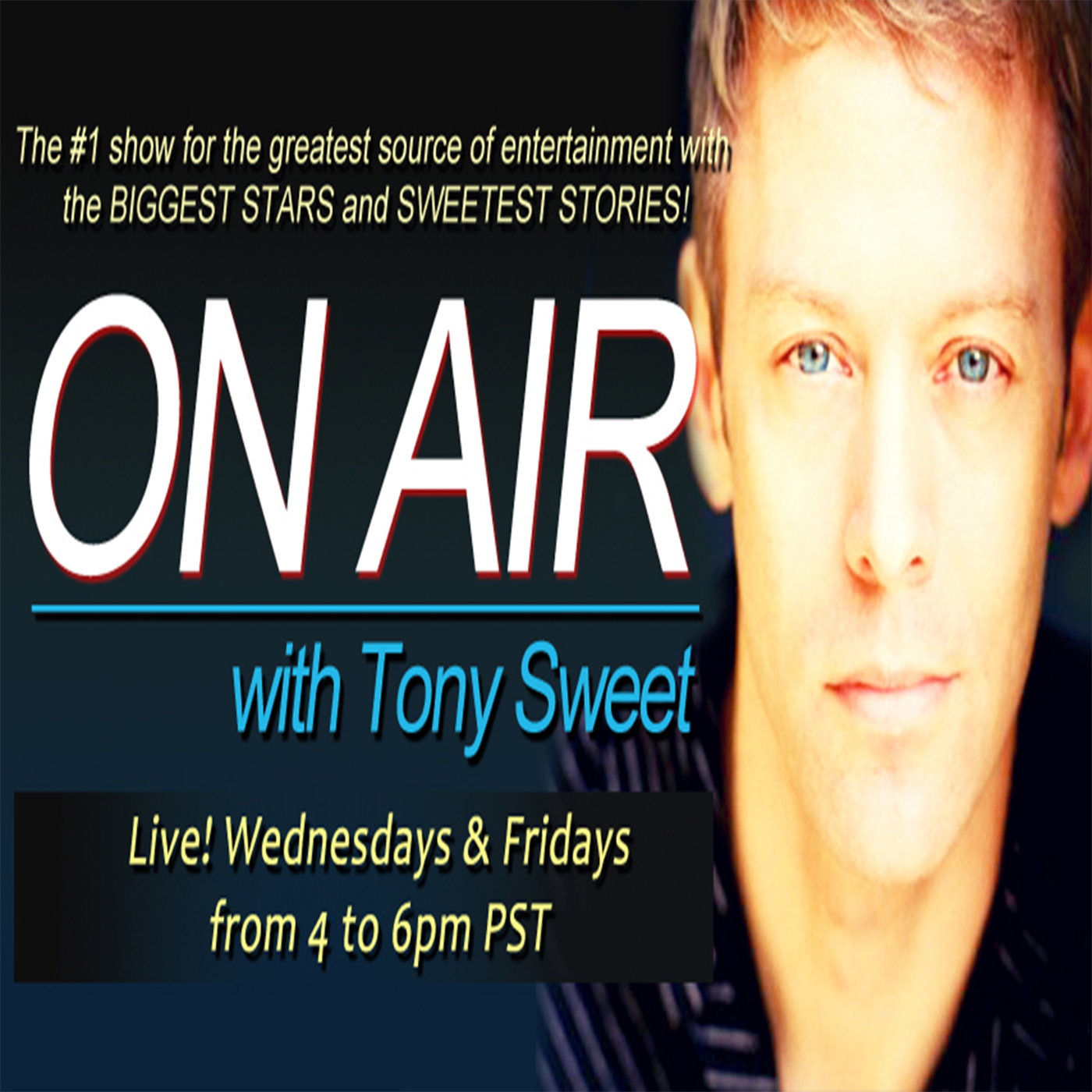 <![CDATA[On Air With Tony Sweet]]>