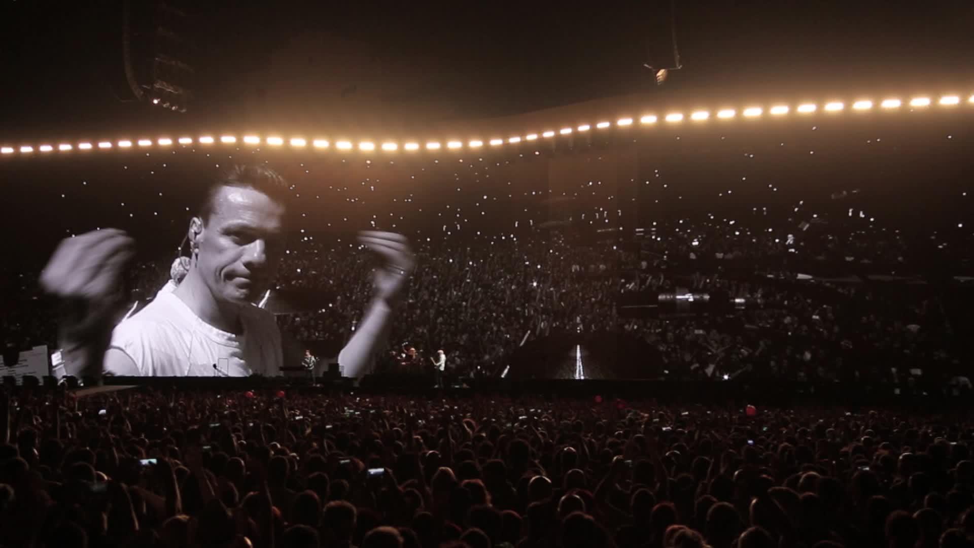 U2 > Tours > The Joshua Tree Tour 2017